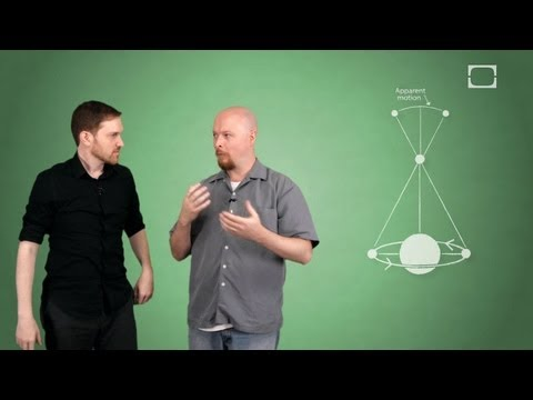 How Do Astronomers Measure Distance?
