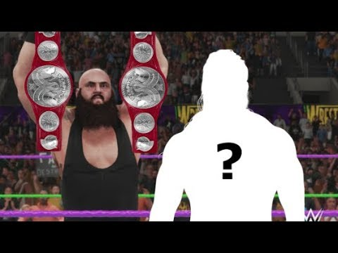 WWE 2K18 Top 10 | Potential Partners for Braun Strowman at Wrestlemania 34