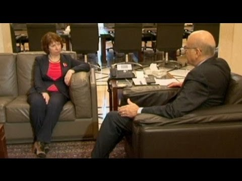 Visite de Catherine Ashton dans un Liban sous tension