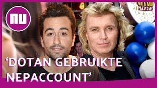 RTL Boulevard krijgt boze telefoontjes van Hans Klok