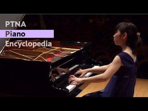 尾崎未空/ベルク:ピアノソナタ Op.1 (2016PTNA特級セミファイナル)