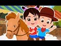 Lakdi Ki Kathi | लकड़ी की काठी | Old Hindi Songs for Kids