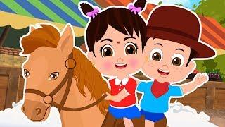Download Lakdi Ki Kathi   लकड़ी की काठी   Old Hindi Songs for Kids