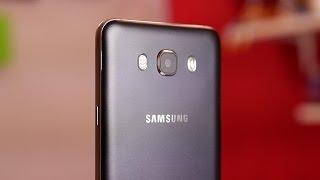 review Samsung Galaxy J7 2016  Como el anterior pero con metal
