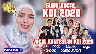 KDI 2020 paras mendukung tapi suaranya....