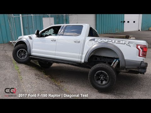 Diagonal Test  /  Ford F- Raptor : Pointless!! | Part /