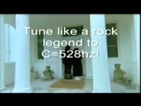 JOHN LENNON PLAYS IN 528Hz Solfeggio Frequency Discovered by Lunartunar on Vimeo
