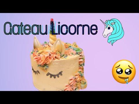 decoration-gateau-licorne