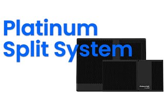 Whisperkool Platinum Split System - Wine Cellar Cooling Units