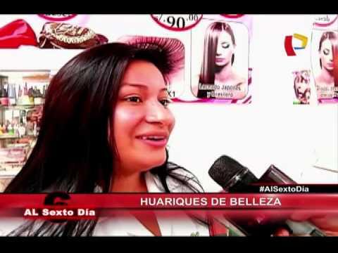 Los Huariques De La Belleza: El Cambio De Look Soñado A Muy Bajo Costo