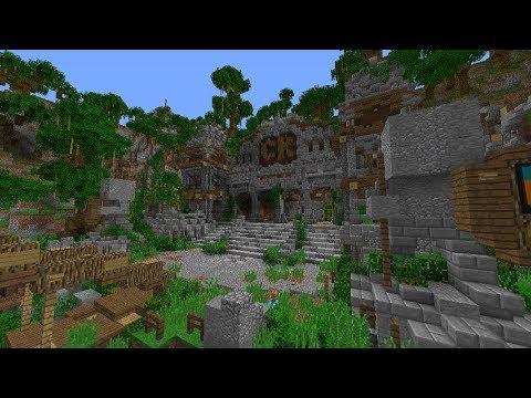 Schematics Minecraft Jungle Village Wire Center