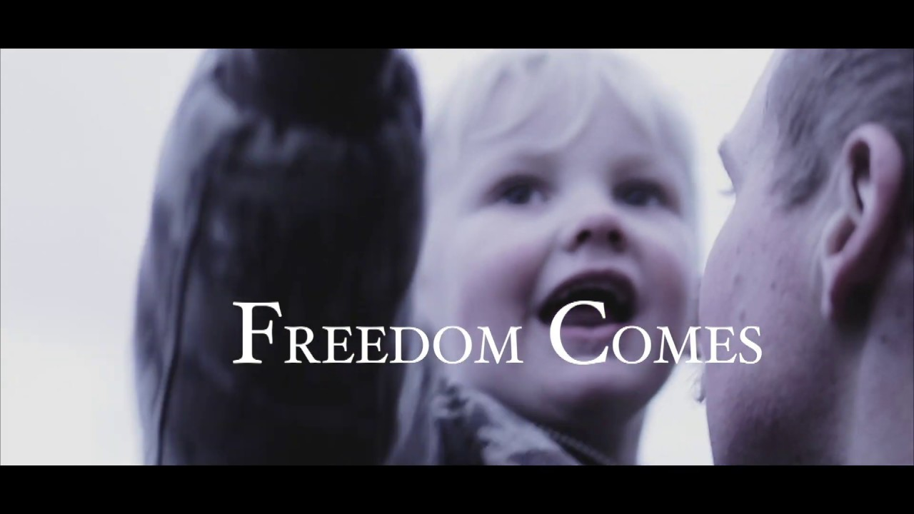 Freedom Comes OFFICIAL Music Video by Brandon Bee