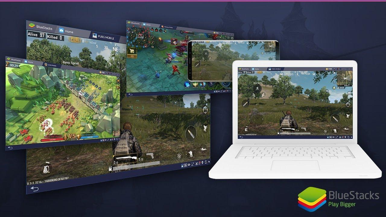 BlueStacks App Player 4 50 5 - Download em Português