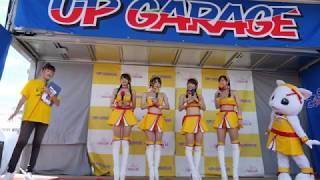 2018鈴鹿10時間耐久レース UP GARAGEステージ ドリフトエンジェルスのオ...