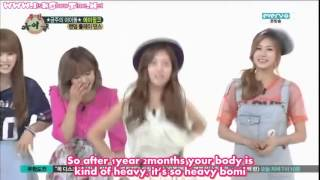 Video 130717 ENG SUB Weekly Idol 에이핑크 (Apink) Part 1 download MP3, 3GP, MP4, WEBM, AVI, FLV Mei 2018