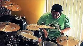 "Breaking Benjamin ""Polyamorous"" Drum Cover"