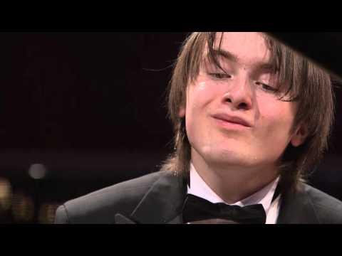 Daniil Trifonov – Sonata in B minor, Op. 58 (third stage, 2010)
