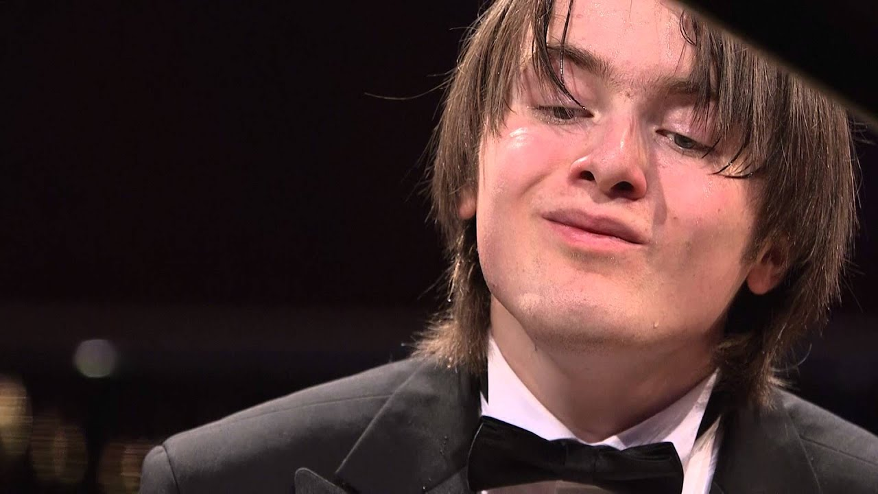 Daniil Trifonov – Sonata in B minor, Op. 58 (third stage, 2010)