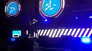 Eminem In Glasgow 2017 ( Long Story Short ) (First Row)