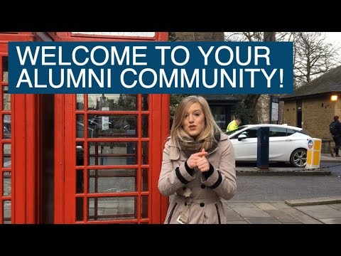 Welcome to your University of Glasgow alumni community!