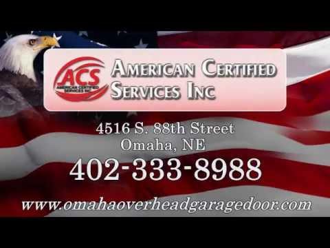 Garage Door Repair | Omaha, NE | Emergency Garage Door Service
