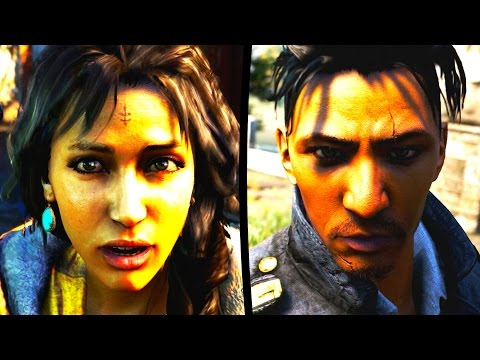 Far Cry 4: Both Endings, Kill Amita, Kill Sabal, Kill Pagan,