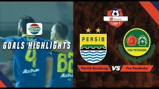 Download Video Persib Bandung (1) vs Tira Persikabo (1) - Goal Highlights   Shopee Liga 1 MP3 3GP MP4