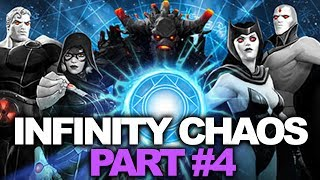 Marvel: Contest of Champions - Infinity Chaos #4 - Nightmare Stone