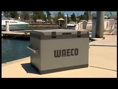 Waeco cf-35 - power supply replacement - YouTube