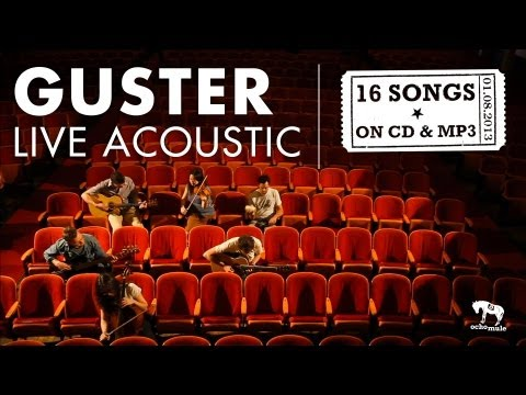 """Guster - Live Acoustic [Album Trailer] feat. """"Rise & Shine"""""""