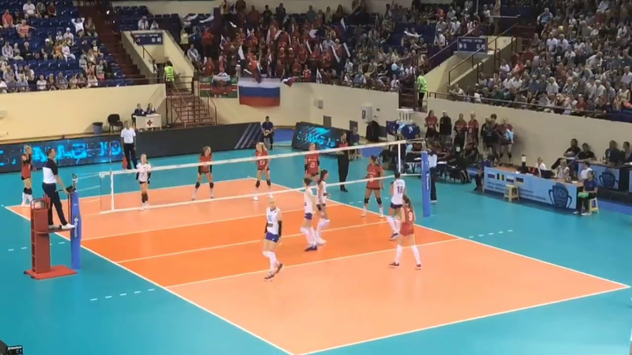 RUSSIA x GERMANY Friendly Match | Governor's Cup 2019 | 1 SET