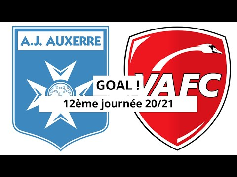 Auxerre Valenciennes Goals And Highlights