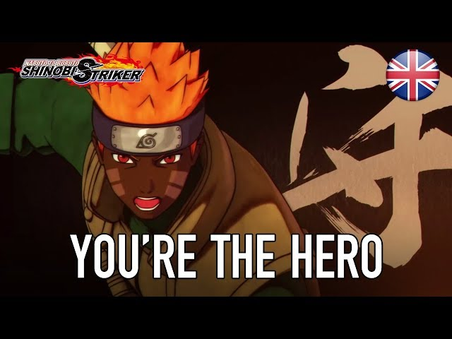Create Your Own Ninja in Naruto to Boruto: Shinobi Striker