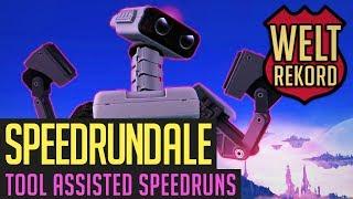 Tool Assisted Speedruns (mit Weltrekord!) von Raznope | Speedrundale