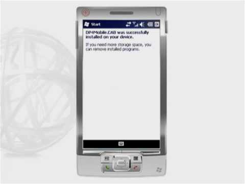 DIGIPASS For Mobile Phone ES Windows Mobile Edition
