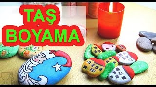 How To Paint Sea Rock   Rock Painting   DIY
