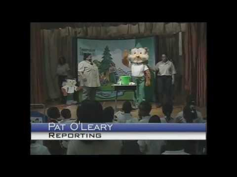 Woodsy Owl Rap Song Video News Release 2002