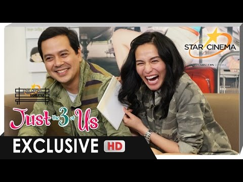 [FULL] Star Cinema Tambayan with John Lloyd and Jennylyn | 'Just The 3 Of Us'