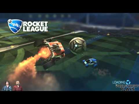 Proletariat Plays: Rocket League! 10/26/2015