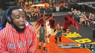Self Alley Oop DUNK Over The DRAGON! NBA 2K19 MyCareer Prelude