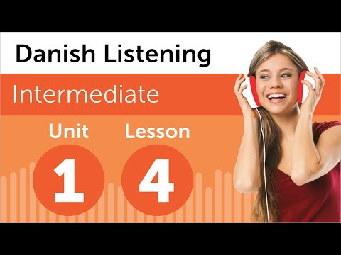 Learn Danish – Reading Danish Job Postings