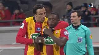 RC Lens : une embrouille entre Diarra et Dja Djé Djé juste après le but lensois, pourquoi ?