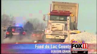 Fond du Lac Crash