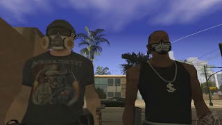 Gta San Andreas - Invasión Alienigena 2 [Trailer]
