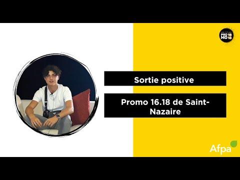Rencontre avec Matteo à sa sortie de la Promo 16.18 de Saint-Nazaire