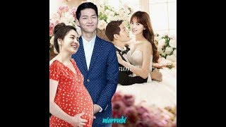 Song Joong Ki ❤Song Hye Kyo 🌹 Baby SongSong .Couple Hope soon their babies will soon. thumbnail
