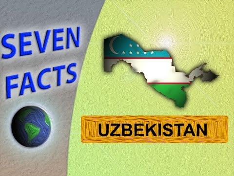 7 Facts about Uzbekistan