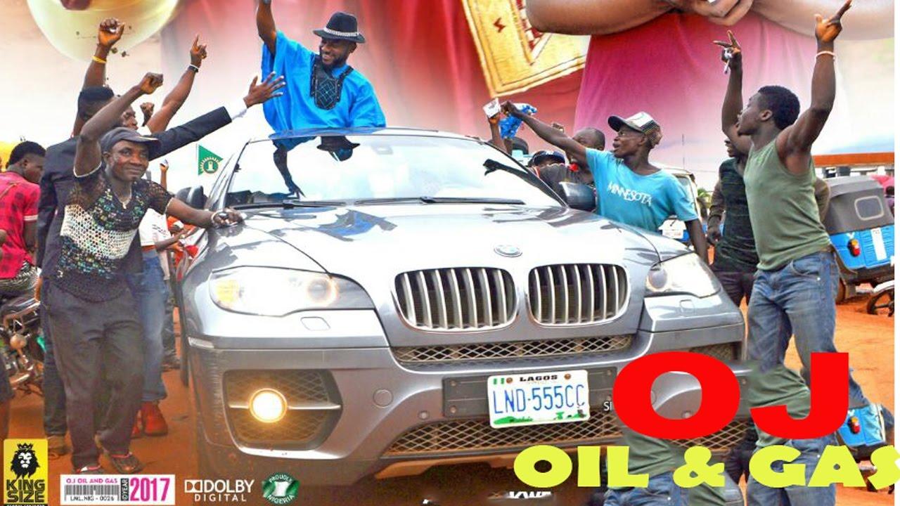 Download Oj Oil & Gas Season 4   - 2017 Latest Nigerian Nollywood Movie