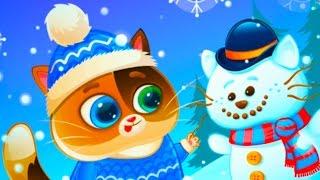 КОТЕНОК БУБУ #33 - ПУТЕШЕСТВИЯ к ДРУЗЬЯМ видео для детей про котика - мультик игра #ПУРУМЧАТА