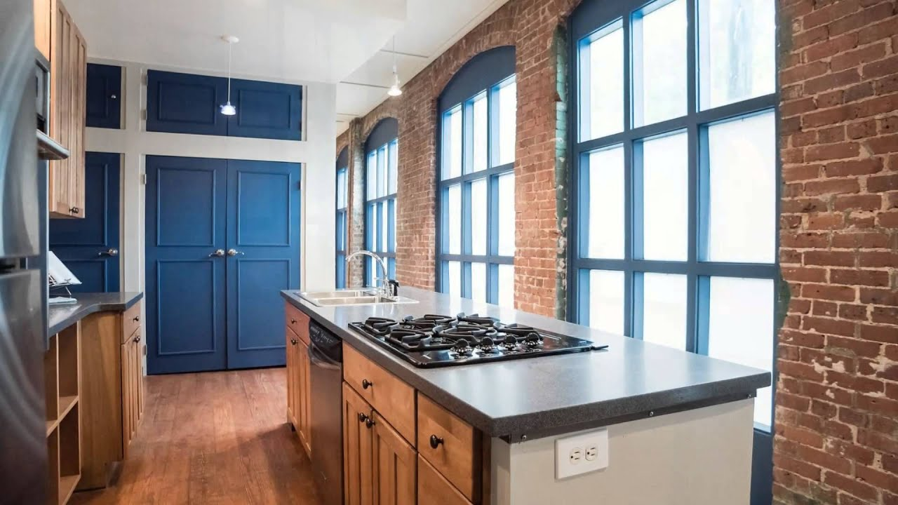 Stunning Marietta Street Loft on the Westside - 560 Marietta Street ...